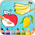 Fruits Coloring Book & Drawing Book file APK for Gaming PC/PS3/PS4 Smart TV