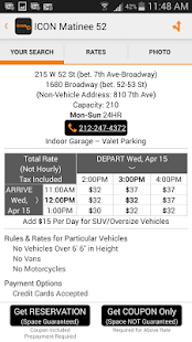 Icon discount parking coupons nyc