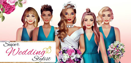 Image result for Super Wedding Stylist 2020 Dress Up & Makeup Salon