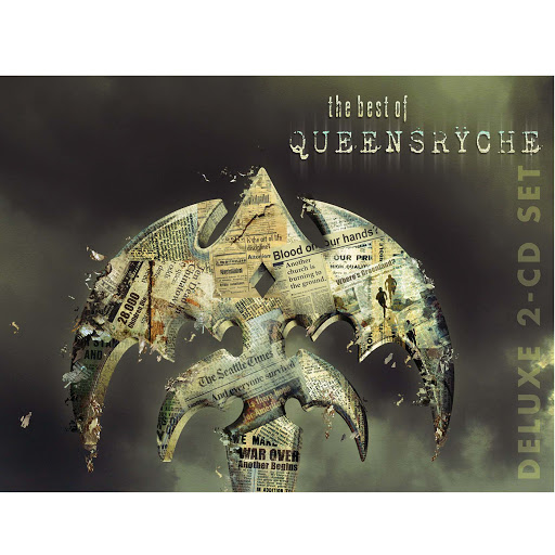 2CD-USA THE BEST OF QUEENSRYCHE SING OF THE TIME