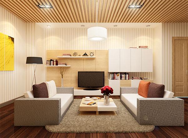 Kết quả hình ảnh cho thiết kế nội thất chung cư giá rẻ
