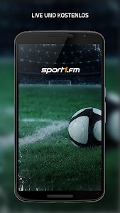 SPORT1.fm Bundesliga Radio screenshot 0