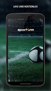 SPORT1.fm Bundesliga Radio- screenshot thumbnail