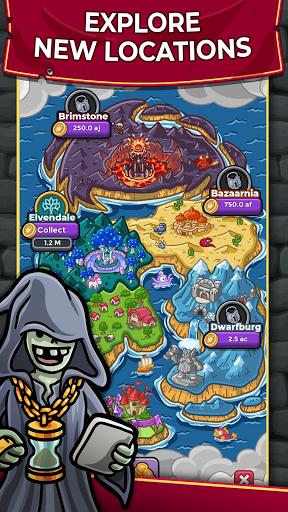 Dungeon Shop Tycoon: Craft, Idle, Profit! u2694ufe0fud83dudcb0ud83euddd9 modavailable screenshots 5