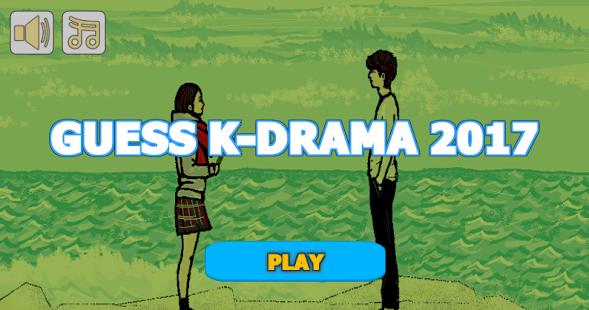 Guess Korean Drama 2017 Apk Download