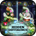 Hidden Difference: Christmas icon