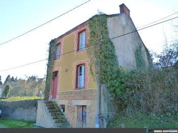 maison à Sazeray (36)