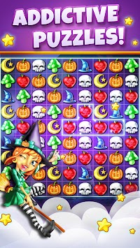 Witch Puzzle - Match 3 Game APK screenshot thumbnail 13