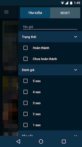 Comic Viet - Mu1ea1ng Truyu1ec7n tranh Viu1ec7t Nam 1.0.9 screenshots 5