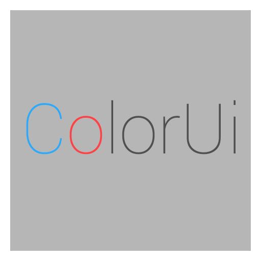 ColorUi EMUI 5 Theme