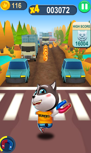 Cat Runner-Online Rush 1.1.3 screenshots 5