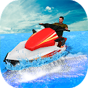 Racing Water Jet Ski Games – Powerboat x Riptide icon