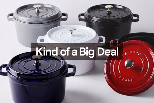 Staub's Compact Cocottes Are $140 Off at Food52