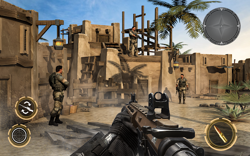 Super Army Frontline Mission - Freedom Force Fight Screenshot