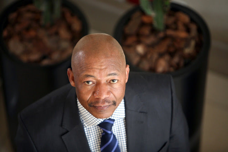 Former Public Investment Corporation CEO Dan Matjila. Picture: SUNDAY TIMES