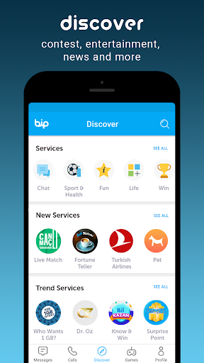 BiP – Messaging, Voice and Video Calling screenshot 2