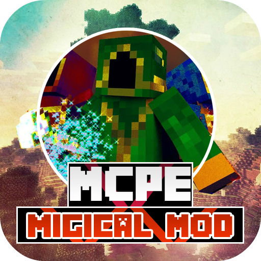 Magical Mod For MCPE