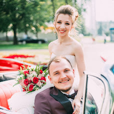 Wedding photographer Evgeniya Gordeeva (Primavera17). Photo of 30.07.2016