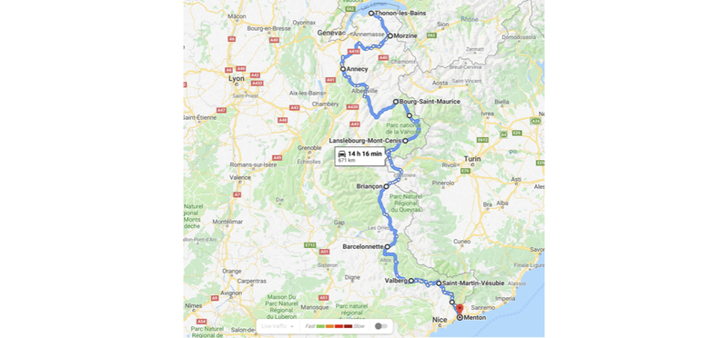 Goboony France H2 Road Trip