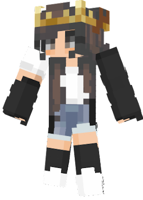 This skin is not mine, I just filled in the missing parts. Credits goes to the owner
