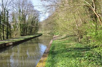 Photo: Congis (le canal de l'Ourcq)