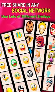 Smiley.s Emoji.s for WhatsApp screenshot 3