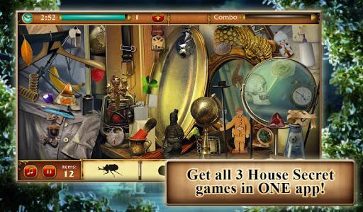 Hidden Object House Secret 3-1