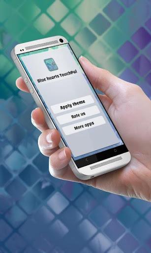 ブルーハーツ TouchPal