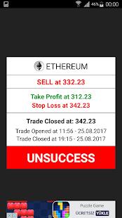 Bitcoin Signals - náhled