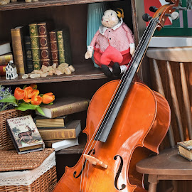 by Koh Chip Whye - Artistic Objects Musical Instruments