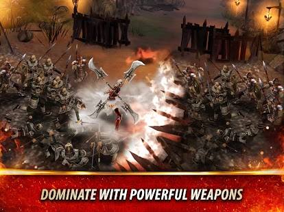 Dynasty Warriors: Unleashed APK + DATA para Android imagem 6