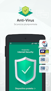 Kaspersky Antivirus & Security- miniatura screenshot