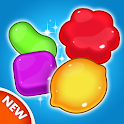 Jelly Jam - Block Matching Puzzle Retreat Game icon