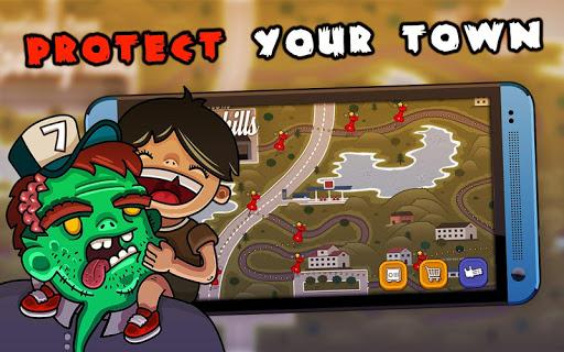 Kids vs Zombies: Tower Defense