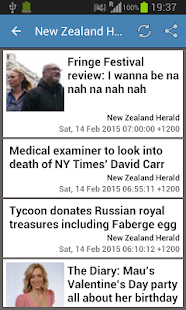 New Zealand News & More- screenshot thumbnail