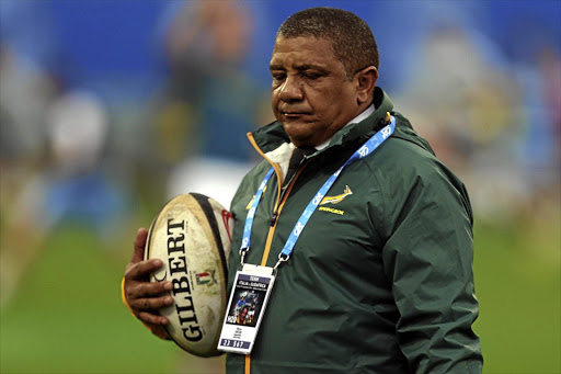 SA Rugby seem to be unable to buy Allister Coetzee out of the remainder of his contract that expires in 2019.