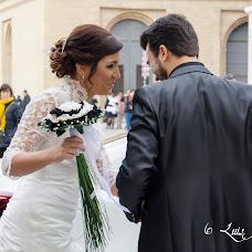 Wedding photographer Luis Jimeno (luisjimeno). Photo of 11.04.2015