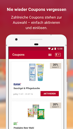 Rossmann - Coupons & Angebote screenshots 1