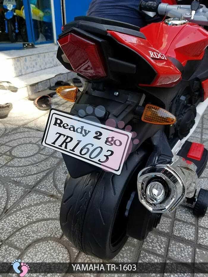 Xe moto điện thể thao Yamaha TR1603 19
