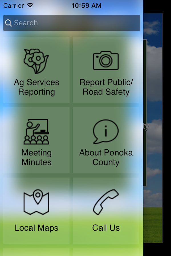 Ponoka County Mobile App 1.0.1- screenshot