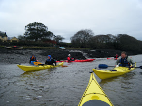 Photo: Setting off from Black Tarr