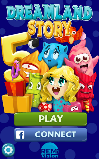 Dreamland Story: Toon Match 3 Games, Blast Puzzle modavailable screenshots 7