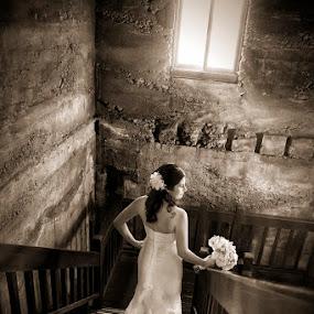 Monica by Cesar Palima - Wedding Bride