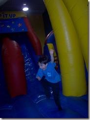 Elijah Bouncing