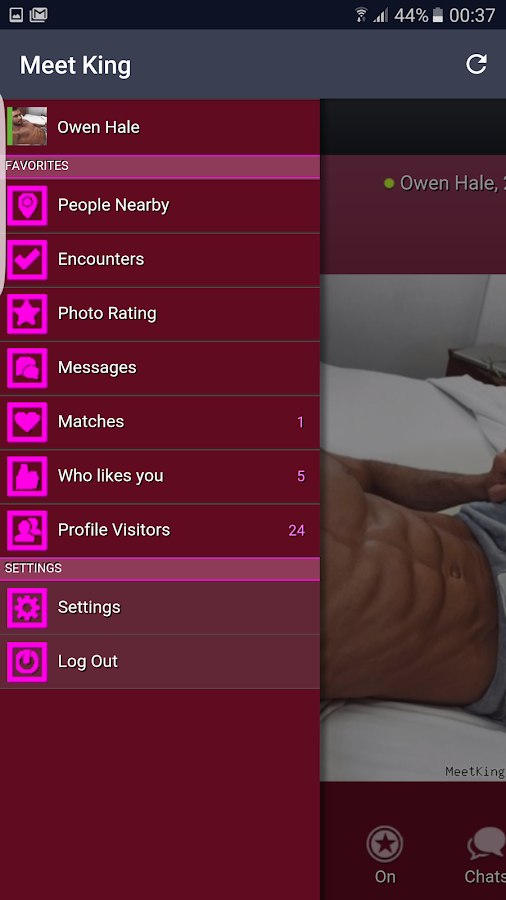 Adult dating meetking app review