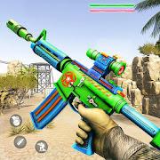 Fps Gun Strike – Counter Terrorist Shooting Games MOD APK 1.1.2 Mega Mod)