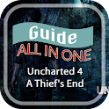Guide for Uncharted 4 icon