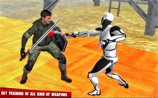 Army Training camp Game screenshot 17