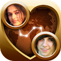 Chat with girls prank free icon