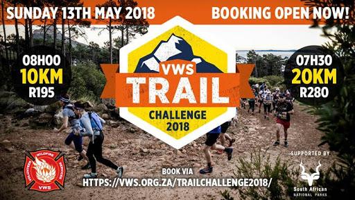 VWS Trail Challenge 2018 : Volunteer Wildfire Services